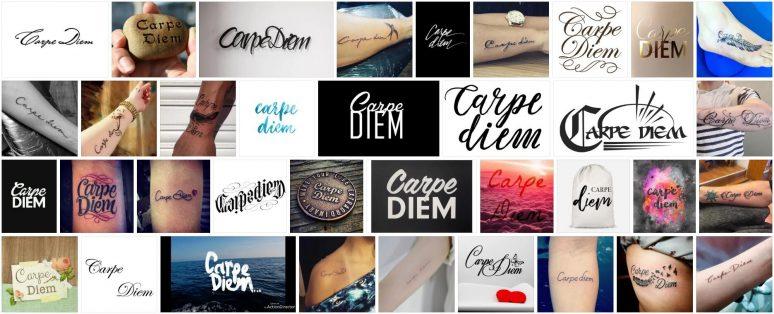 What is Carpe diem