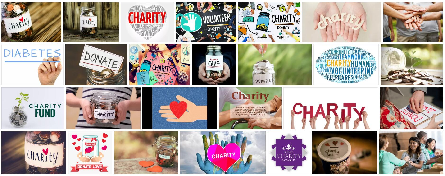 What is Charity