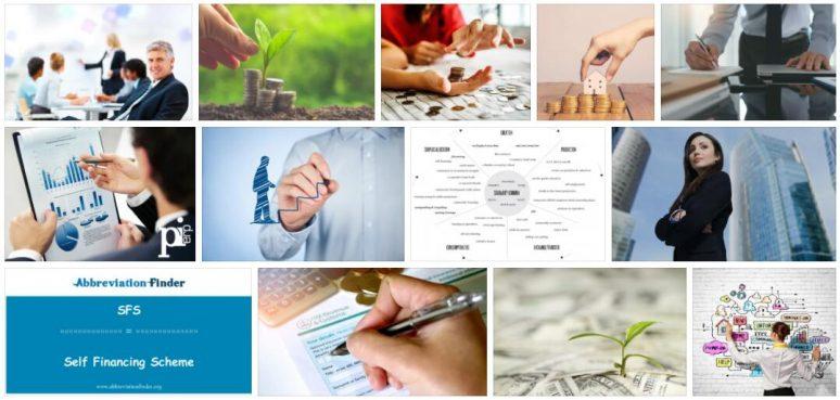 Self-financing 2